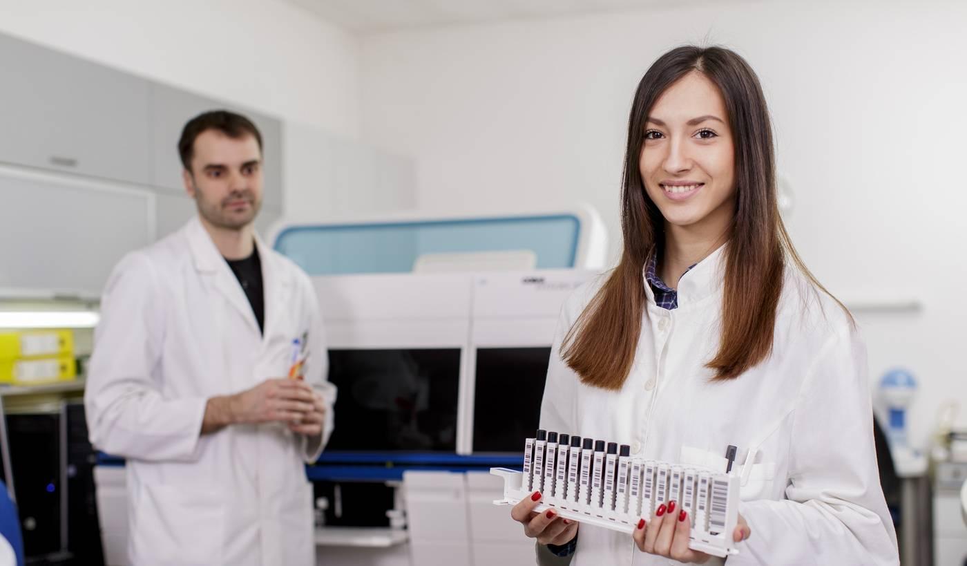 Medizinisch-technischer Assistent – MTA
