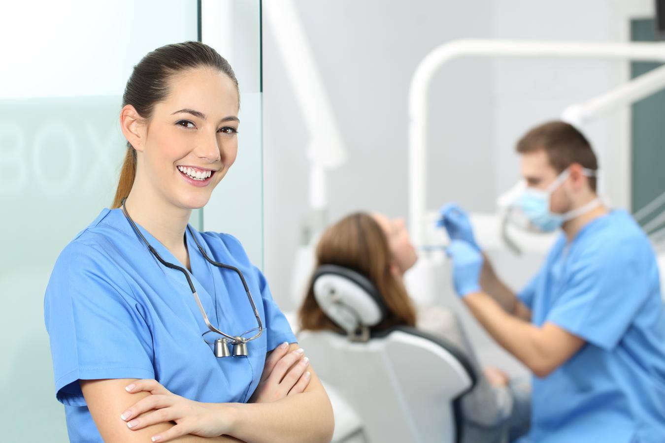 Zahnmedizinische  Fachangestellte - ZFA