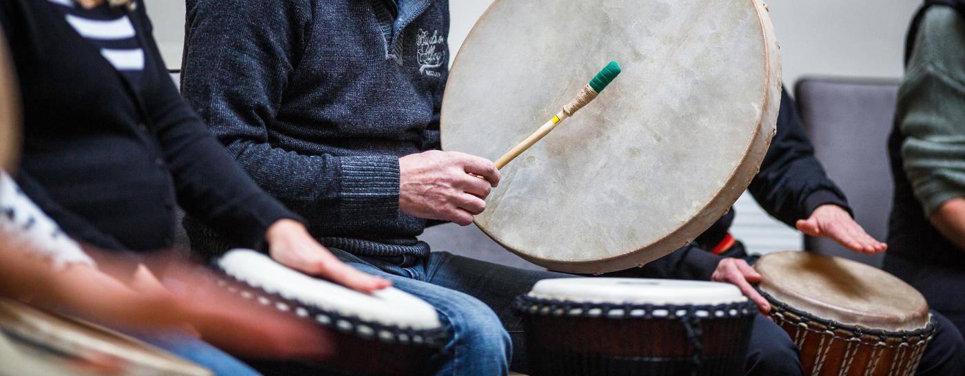 Musiktherapeut