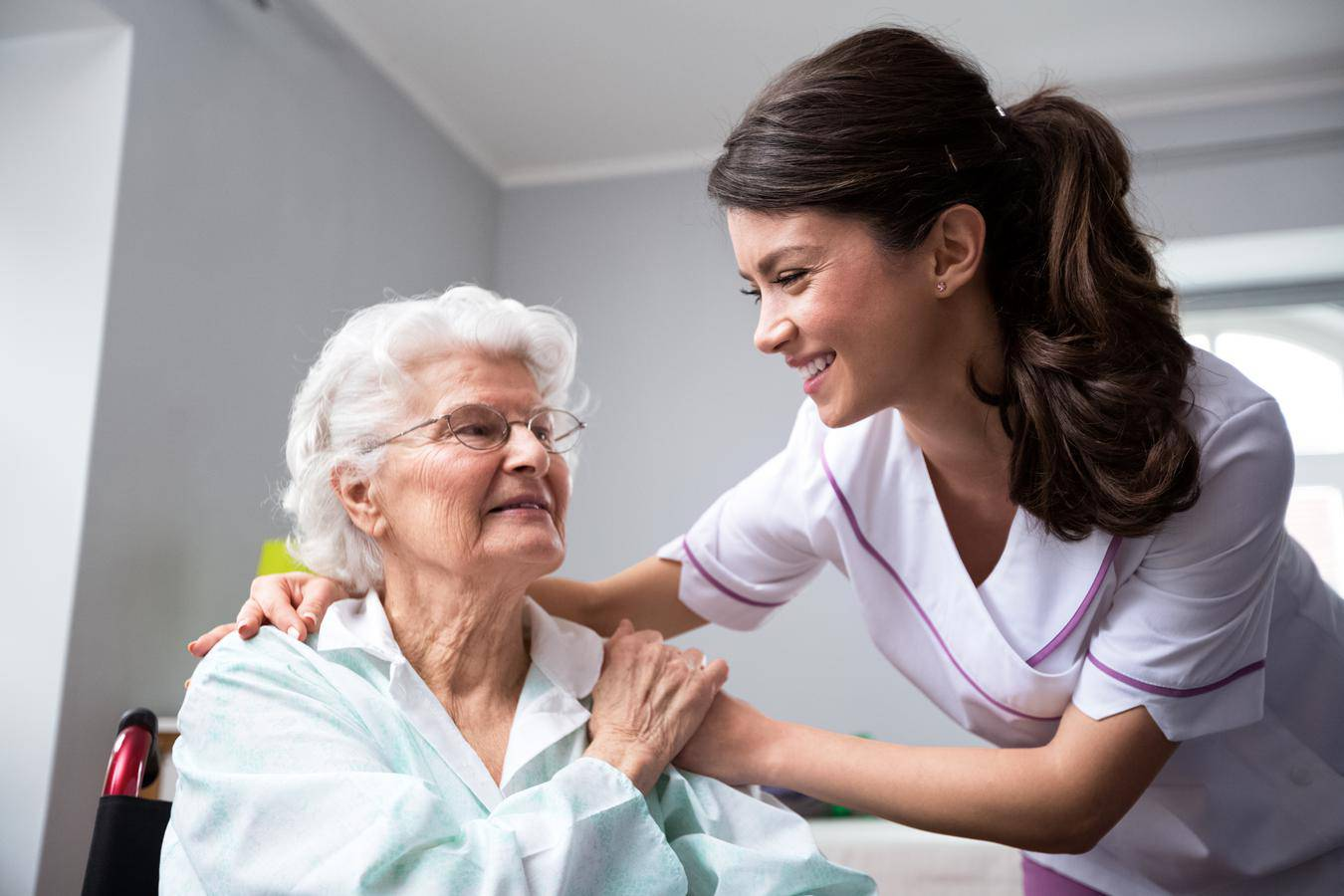 Krankenschwester / Krankenpfleger