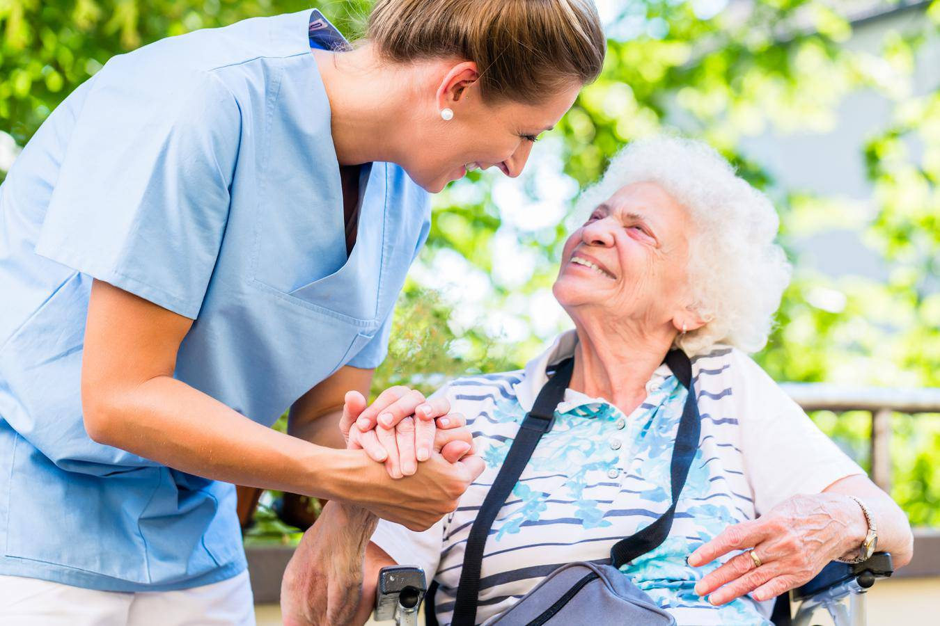 Pflegeassistent / Pflegehelfer
